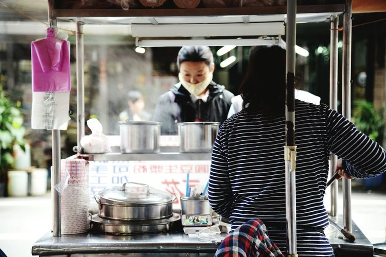 Food Stall Taiwan Food EyeEm Taiwan Street Photography Streetfood Taiwan Nikon D610 The View And The Spirit Of Taiwan 台灣景 台灣情