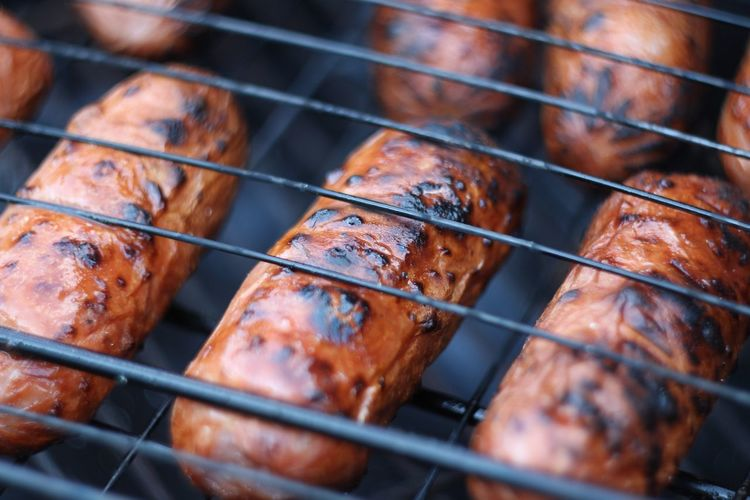 Food Barbecue Grilled Sweet Food Heat - Temperature Close-up Outdoors No People Backgrounds Nature Day First Eyeem Photo