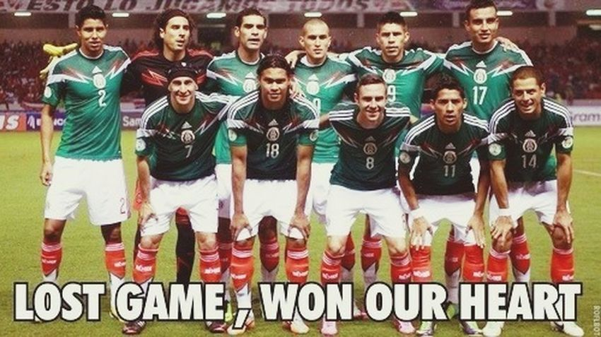 Thank Youu Mexico Hicimos Historia Best Team Ever ???❤️❤️❤️⚽️