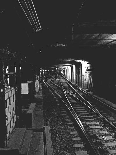 Metro underground!? ?