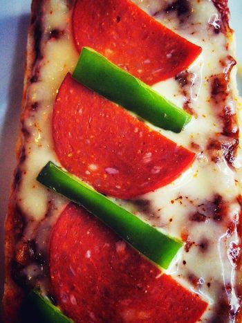 Foodporn❤️ Pizzabread Bigg's Diner Mine Eyeem Philippines PhonePhotography Phone Edited