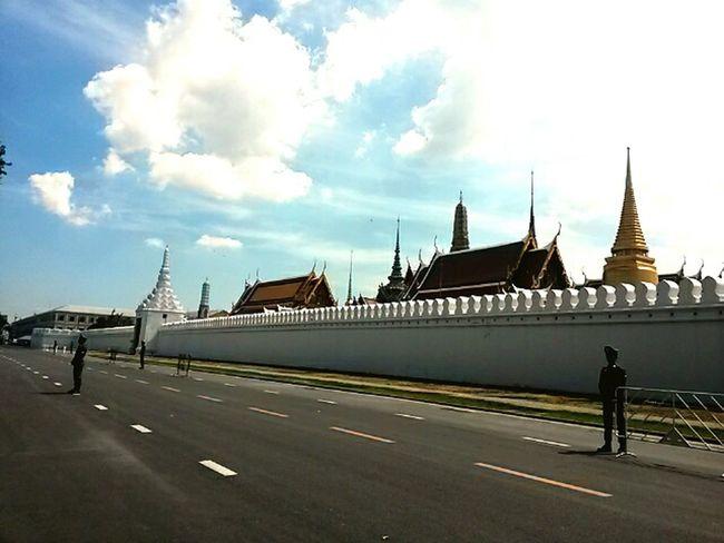 พระบรมมหาราชวัง The Grand Palace Thailand Bangkok Thailand. Thailand..