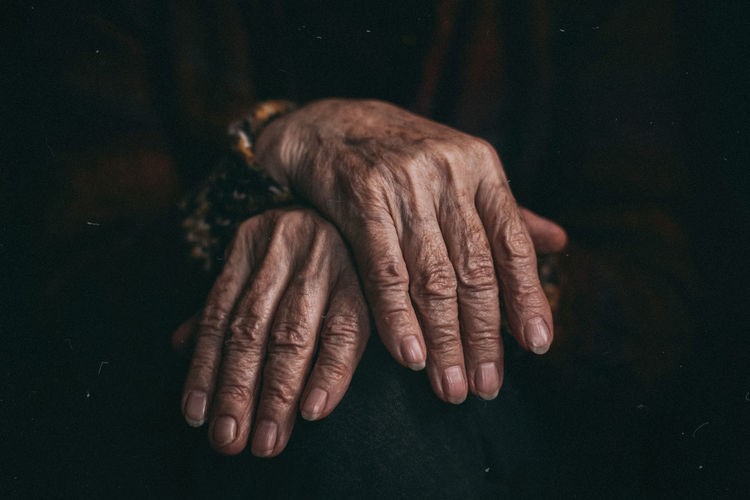 Human Hand Hand Human Body Part One Person Indoors  Real People Finger Human Finger Senior Adult Lifestyles Adult One Animal Unrecognizable Person Close-up Wrinkled Body Part Mammal Focus On Foreground Care Capture Tomorrow #NotYourCliche Love Letter