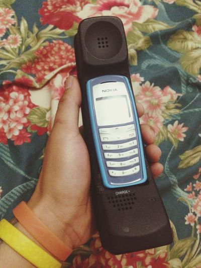 Hahaha Nokia Sharp LOL