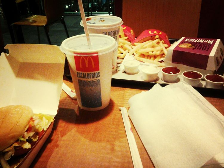 thenk anni you are the best friend ..... i love you ♥♥♥ Hi! McDonald's That's Me
