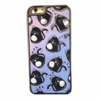 ねこ Facebookページ レトワールボーテ Iphonecase Iphone6 セレクトショップレトワールボーテ 猫 猫大好き Iphone6s IPhoneケース Catlove ねこ好き Cat White Background Gear Studio Shot Technology Close-up Blister Pack Cut Out Single Object Pattern Textured