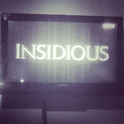 MovieSunday! Insidious Chapter2 Good Horror ! ilike!