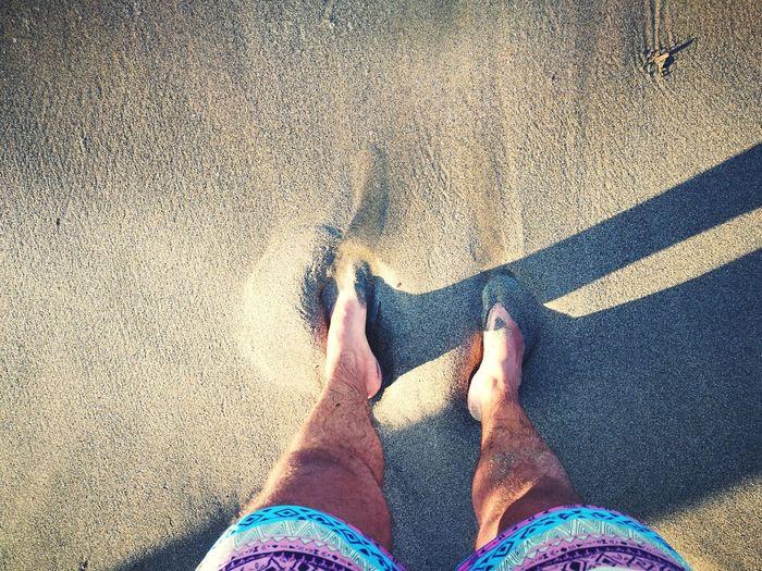 Sand Soft Feets