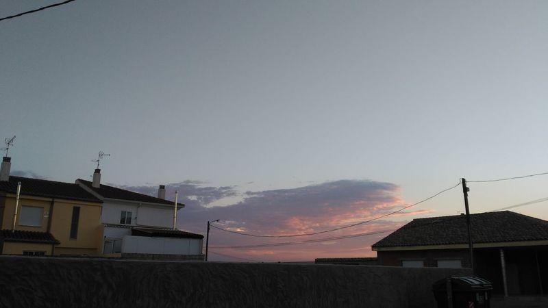Sunset Sun And Clouds Sun And Sky Pink Sky Cielo Rosa