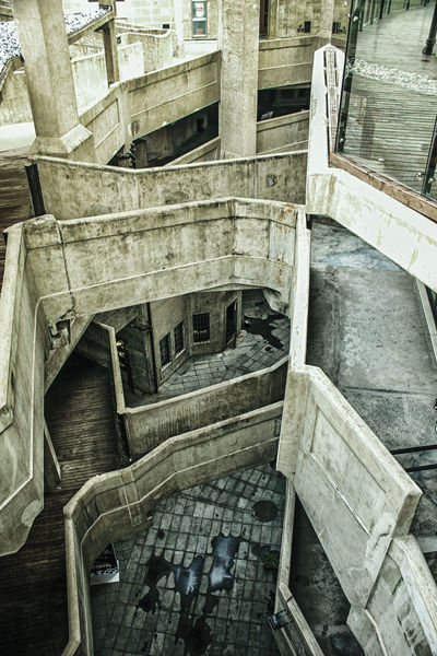 Ancient Architecture Building Exterior Built Structure Check This Out Crazy Diffuse Escher Grunge History Shanghai Slaughter Steps The Secret Spaces The Architect - 2017 EyeEm Awards