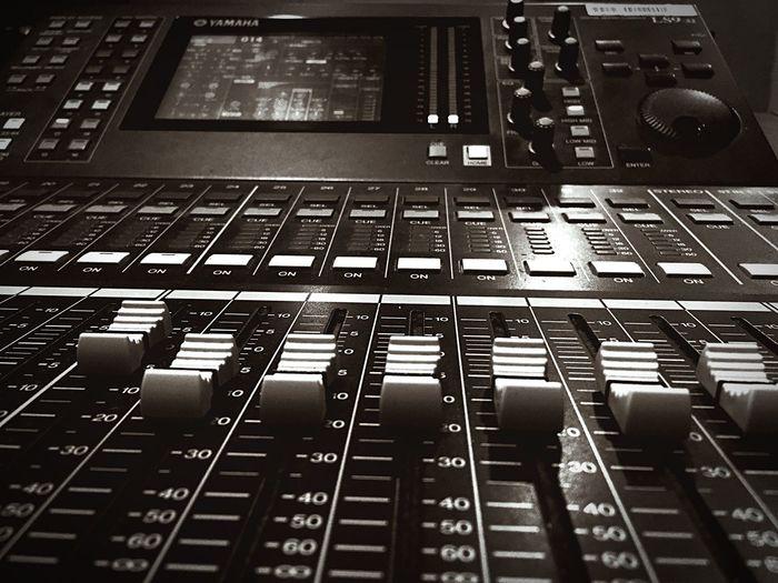 Yamaha LS9-32ch Mixer