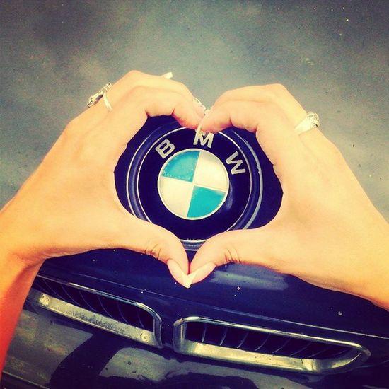 любовь моя бмв Bmw