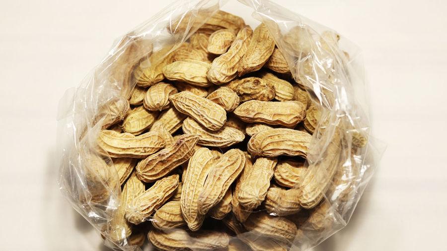 Peanuts in