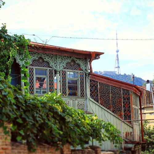 старыйтбилиси старыйгород Тбилиси  Витражи витражныеокна Tbilisi Tbilisiphoto