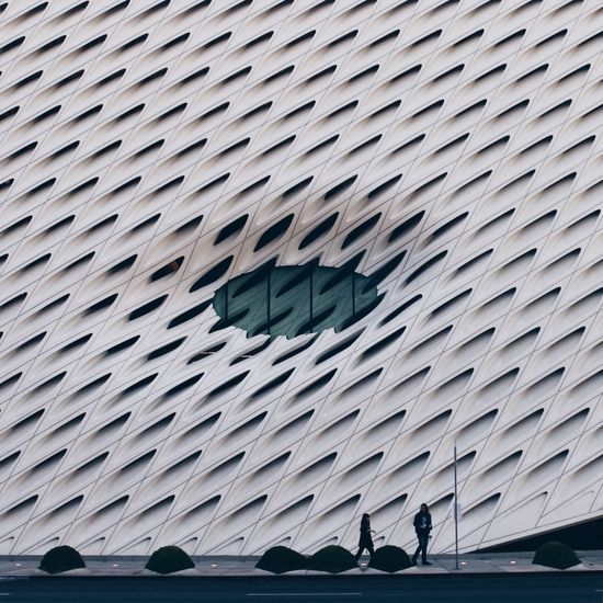 Favorite building in LA Downtown Losangeles Vscocam Moodygrams Agameoftones Lacma Thebroadmuseum Thebroad Moody