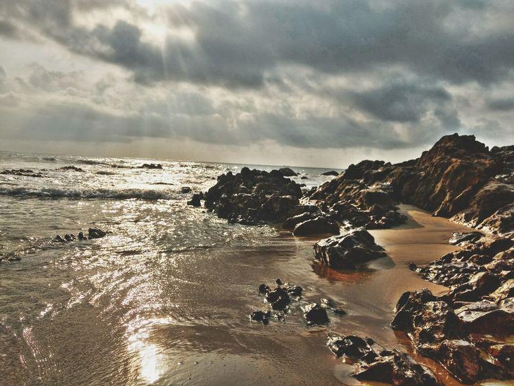 Vizag Beach Beach Shore Rocks Rocks And Water Sea Visakhapatnam Vizag Tenneti Park Vishakapatnam Perspectives On Nature