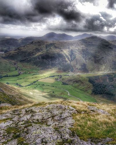 Pikeofstickle Nature Camping Lakedistrict Greatlangdale View Amazing Uk Citybreak Outinthenature Bestoftheday Outdoors Escape Escapetothenature HDR Igers Nationaltrust Lakelandphoto
