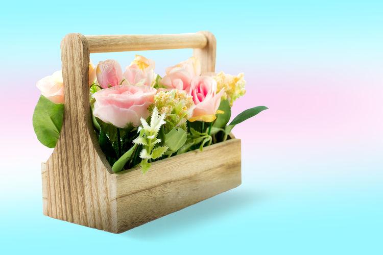 Set of flower