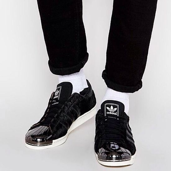 Adidas originals Superstar 80s metal toe trainer Shoes Shoes By ITag Fashion By ITag