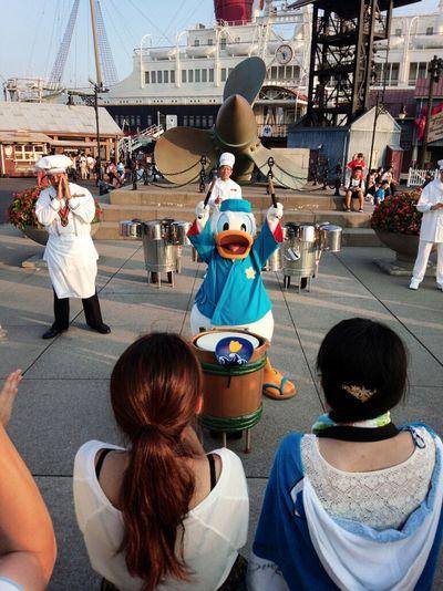 久しぶりのディズニーシー Tokyodisneysea Donald Duck Holiday Disney