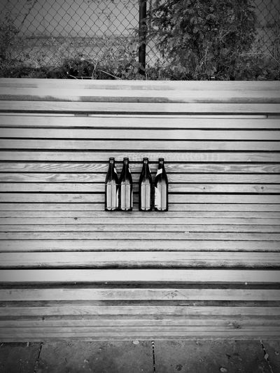 Bier Beer Bench Berlin Schöneberg