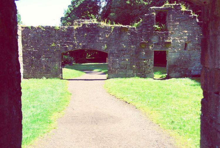 Cramond Edinburgh No People Built Structure