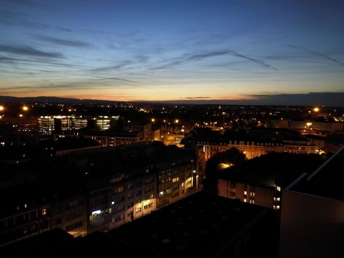 Evening Evening