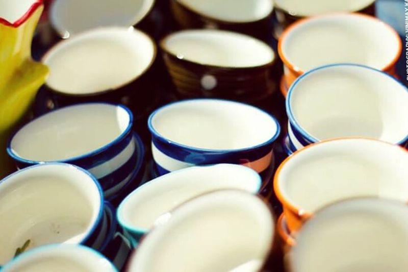 Ceramics Symmetry