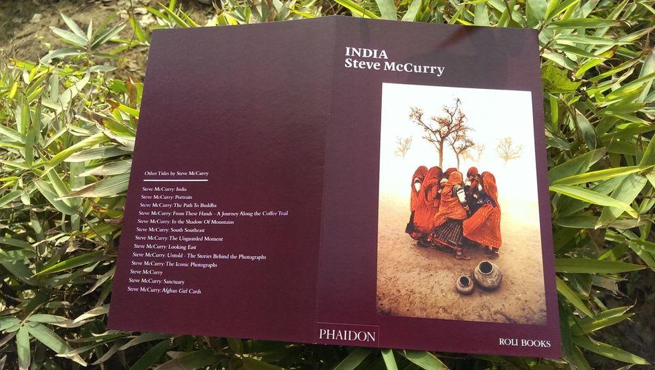 I was invited Stevemccurry book launch stevemccurry's India RaghuRai Magnumphotos Phaidon