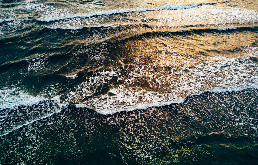 Beach Beauty In Nature Close-up Day Dji Mavic Nature No People Nordsee Nordseeküste Outdoors Rock - Object Sea Textured  View VSCO Water Wave