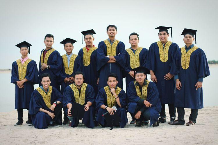Convocation Graduation University Uitmdihatiku Uitmlendu EyeEm Malaysia People Photography Friends Klebang Malacca