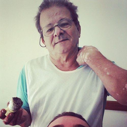 Seu Levy... Barbeiro lendário em Cabo Frio... Partiunavalha