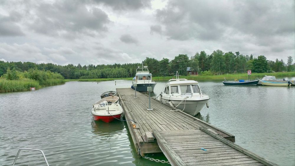 Boats Harbour Finland