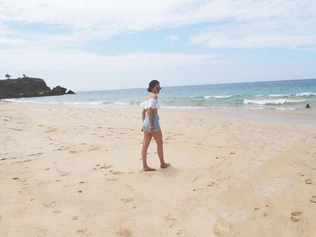 saved. Newbeginning 2018 EyeEm Selects Sea Beach Sky Sand Horizon Over Water Nature