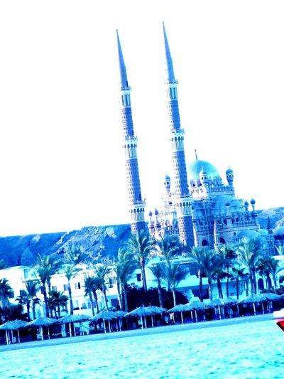 Mosque Water