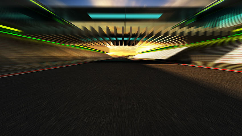 Architecture Blurred Motion Built Structure Ceiling Diminishing Perspective Direction Empty Illuminated Indoors  Light At The End Of The Tunnel Lighting Equipment Motion Moving Walkway  No People Pattern Road Speed Subway The Way Forward Transportation Tunnel vanishing point