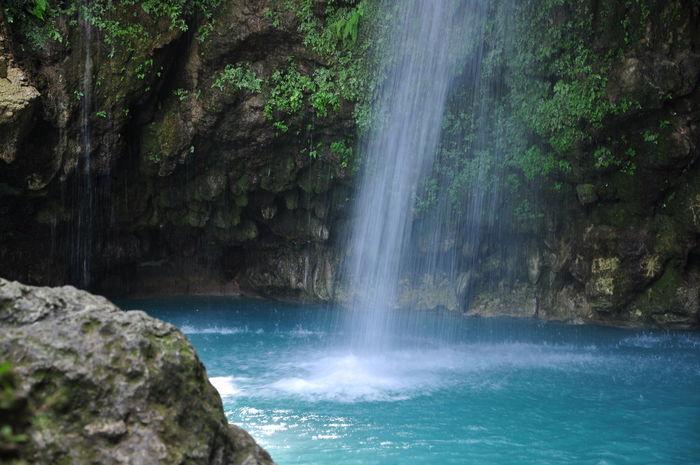 Mag-Aso Falls Waterfront Nature Nature Photography Negros Occidental Kabankalan Travel Travel Photography Vacation Swimming