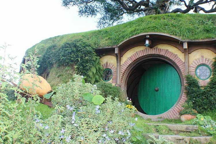 Hobbiton Feerique House