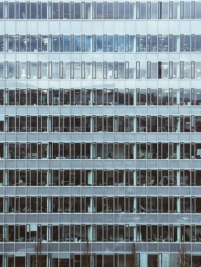 Glass Windows Glass Reflection Office Building Full Frame Pattern Backgrounds Built Structure Building Exterior Repetition Architecture No People Close-up Modern Grid Window Day Office Building Exterior Design Office Shape In A Row Side By Side Geometric Shape