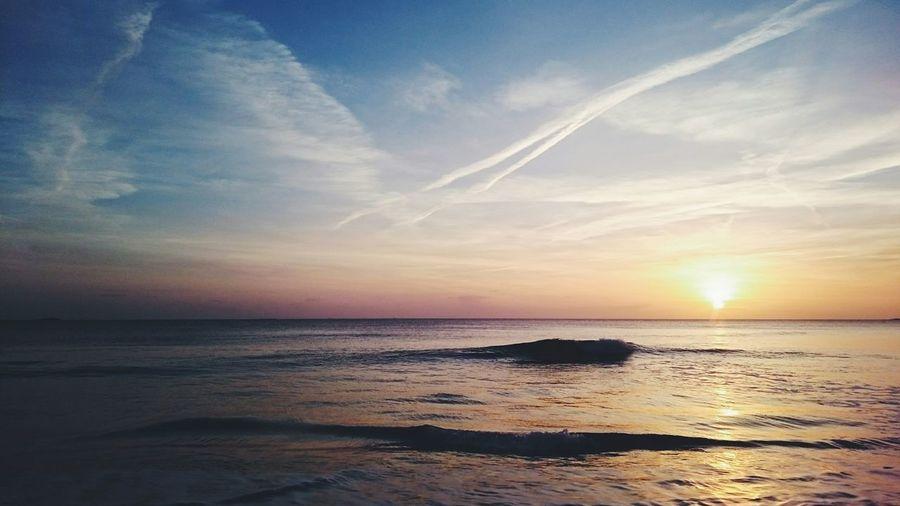 Home 😃 Life Is A Beach Sunset Beachphotography Ocean Seaside