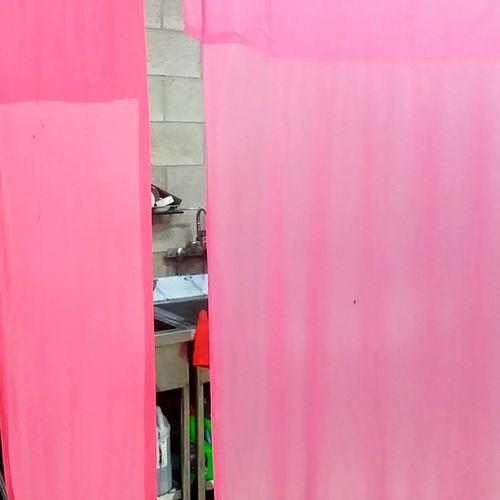 천연염색 하늘물빛 스카프 홍화 성공적