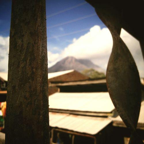 Sinabung volcano from Tiganderket, Karo, North Sumatera, Indonesia First Eyeem Photo