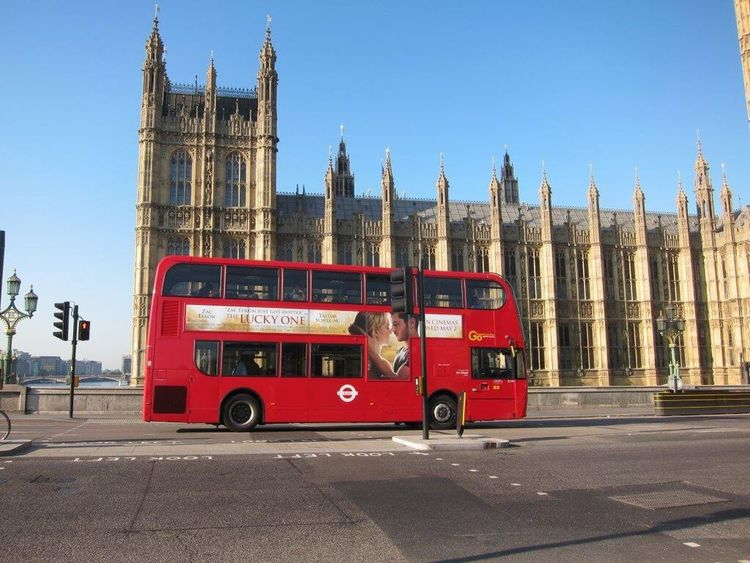 City Clock Tower London Lifestyle London Architecture Public Transportation Doubledeckerbus Your Ticket To Europe