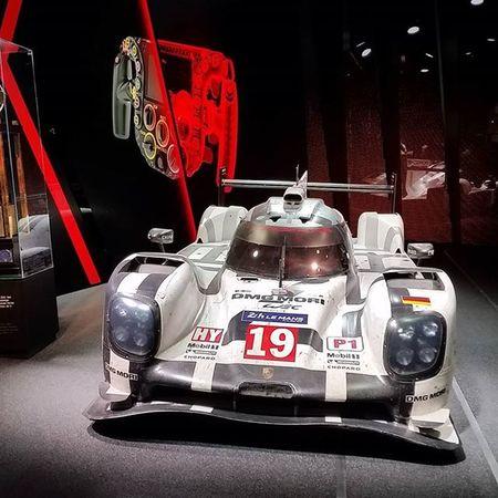 Iaaf IAA2015 Iaa Instacar Porsche Porsche919 Hybrid 919 Lemans