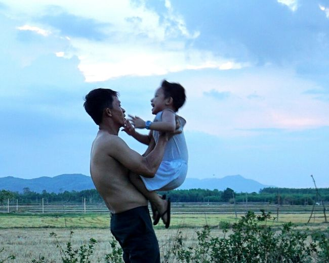Modern Father The Week On EyeEm Kidsphotography Father And Son Family Love  Happy People