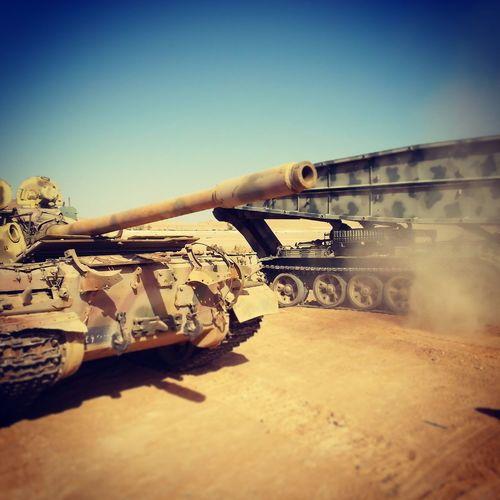 دبابة مصراته الجفرة