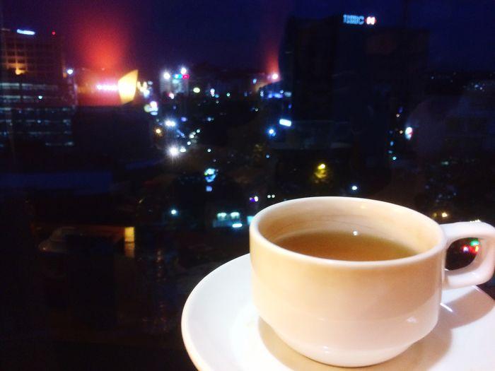 Tea and the light