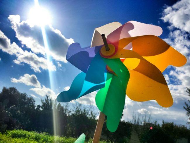 Sun Sky Clouds And Sky Nature Enjoying Life My Elios Garden