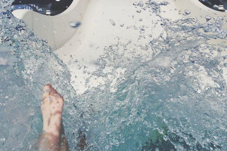 Waterslide Rhodes EyeEm Best Shots Water Slide Holiday Eye4photography