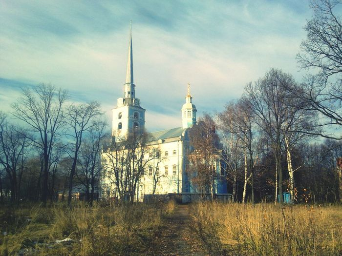 Discover Your City Russia Church